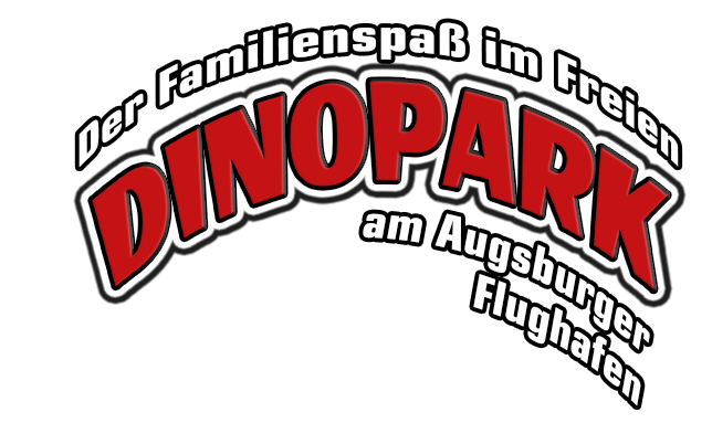 Minigolf, Augsburg, Dinos